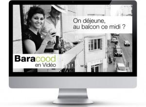 Présentation Vidéo de la table pour bacons terrasses baracood