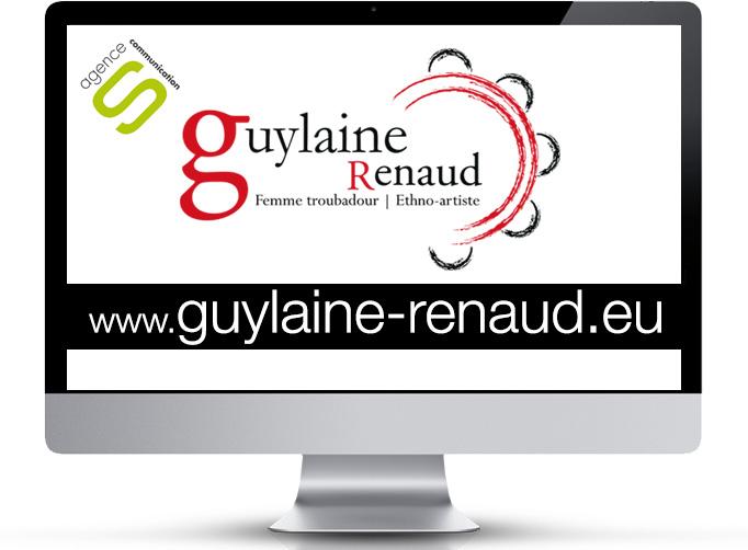 site internet de Guylaine RENAUD webmaster : Joaquim Vidal