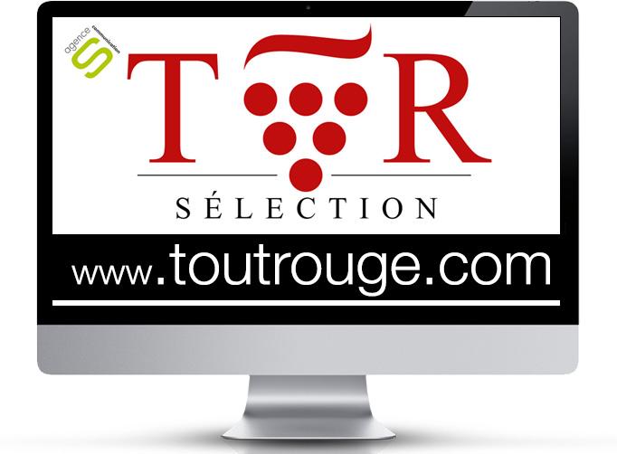 site internet de tout rouge oenologie webmaster : Joaquim Vidal
