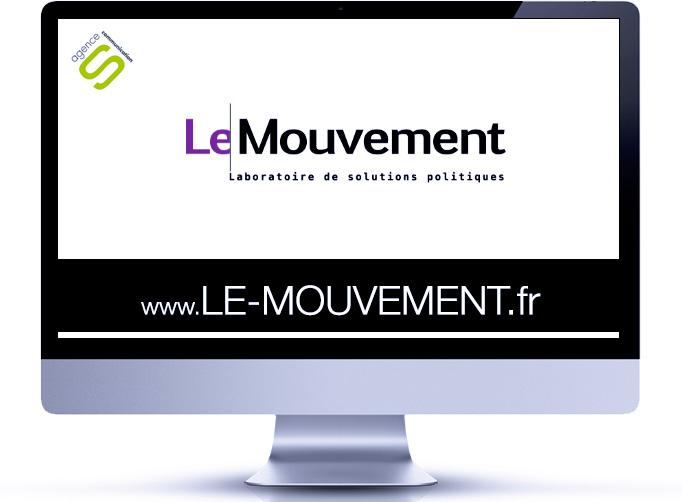 Créateur du site internet le-mouvement.fr
