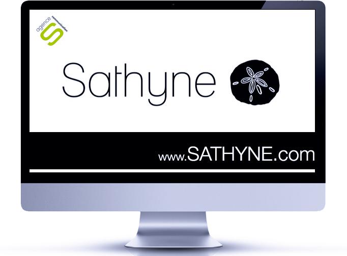 créateur du site internet https://www.sathyne.com/
