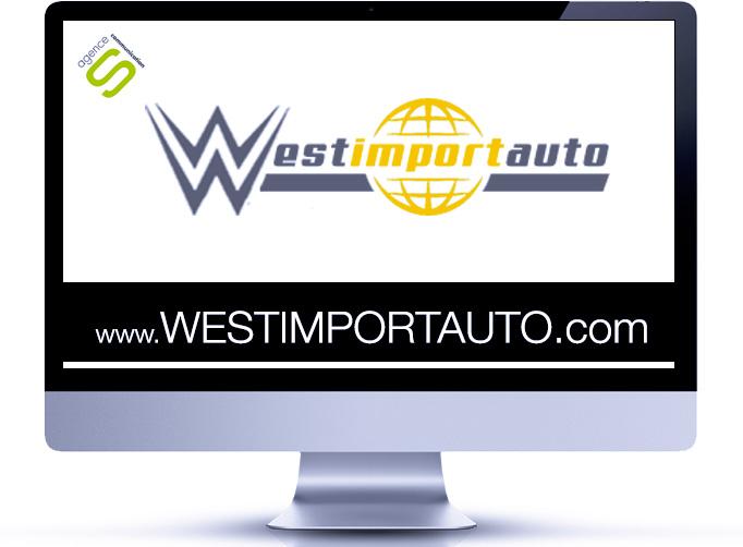 créateur du site internet westimportauto.com